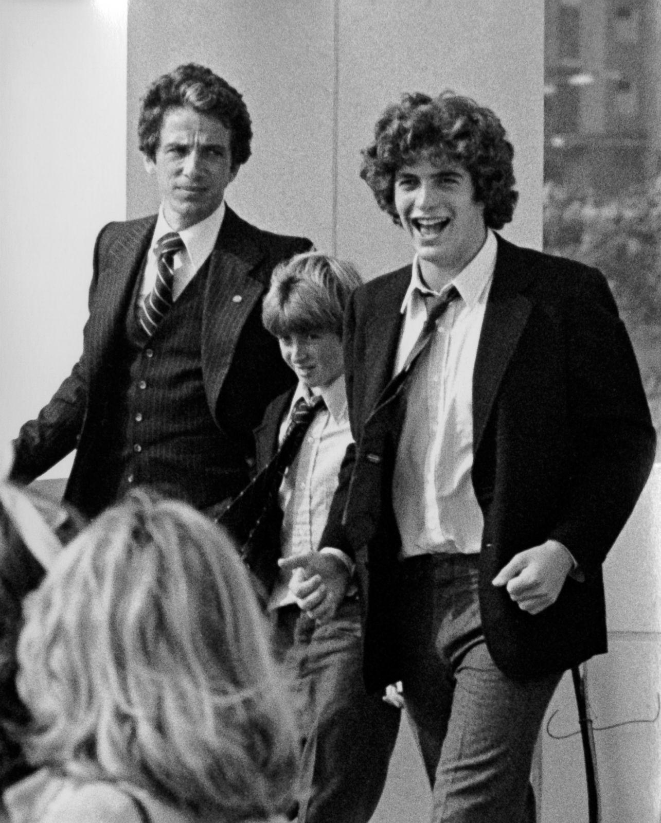 JFK jr, right; cousin Patrick, middle. | JFK, Jr. | John ... - photo#37