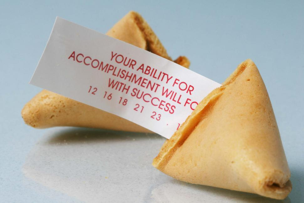 Stock Photos Of Open Fortune Cookie Fortune Cookie Fortune Cookies Recipe Fortune