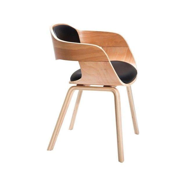 Salle  manger – Cette chaise au design rétro donnera de l allure