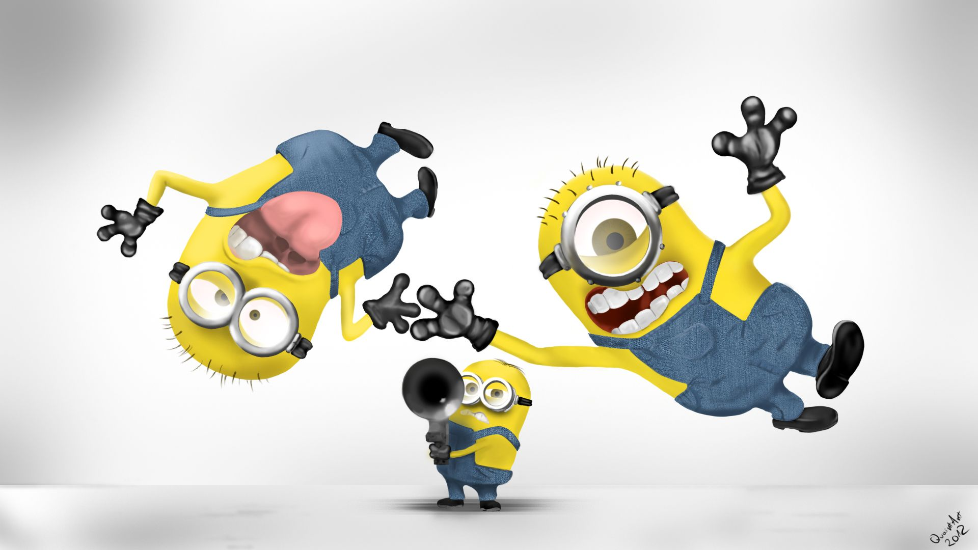undefined Minions