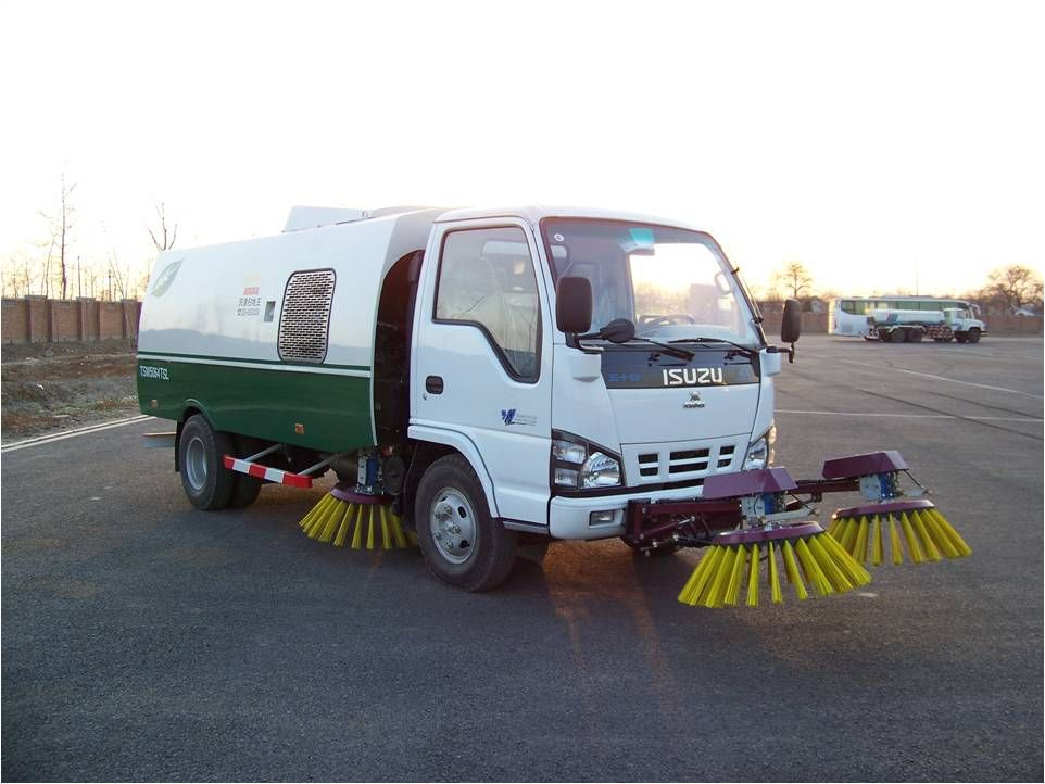 Road Sweeper Truck ♥ Loved and pinned by www