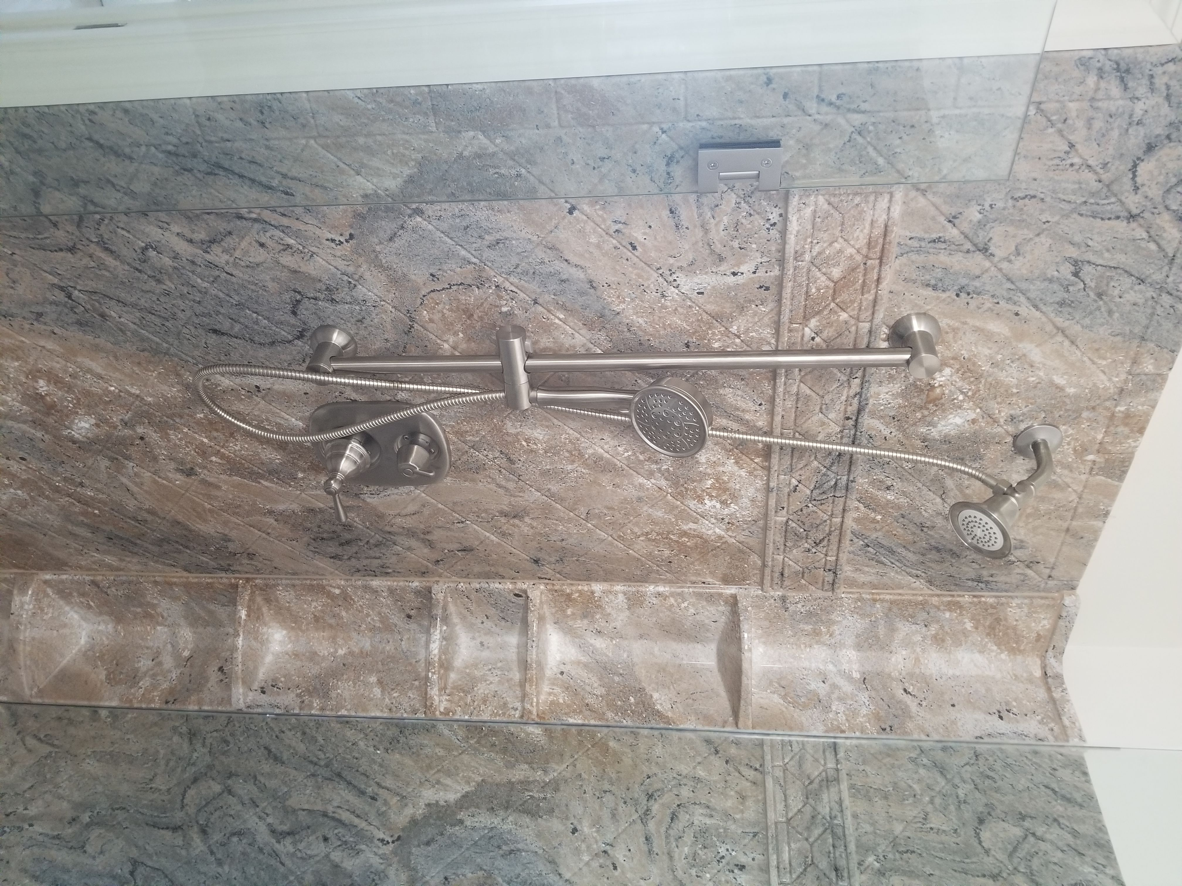 Brevard Florida Bathroom Remodeling Photos Before And Afters With Images Bathtub Shower Remodel Small Shower Remodel Shower Remodel Diy