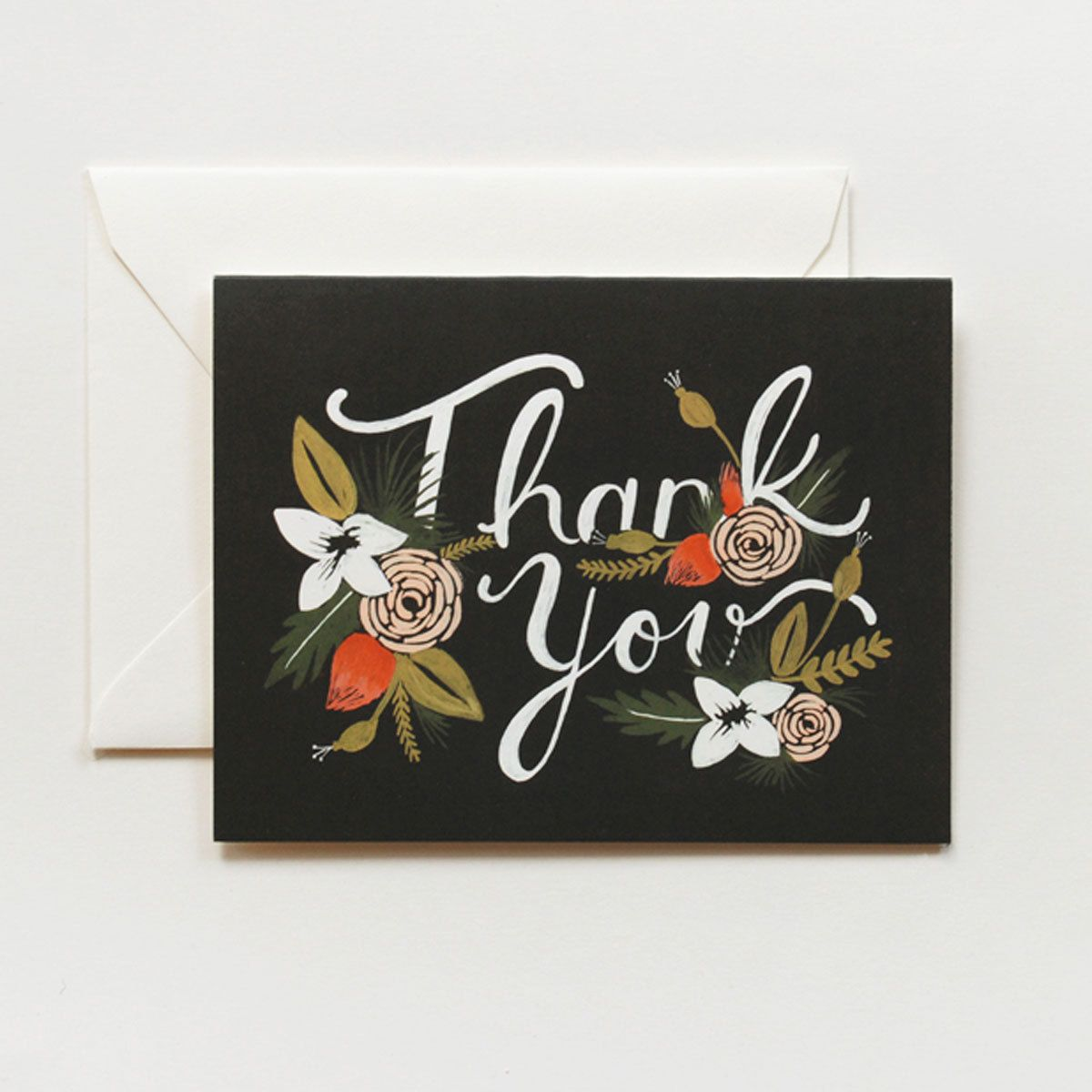 Breanne Thank You Card 8 Pack