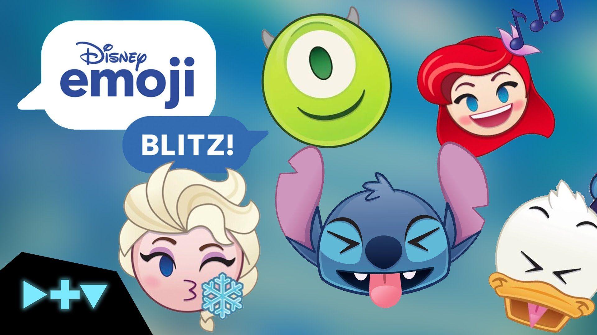 Disney Emoji Blitz Keyboard Setup Btv Gaming Emojis En