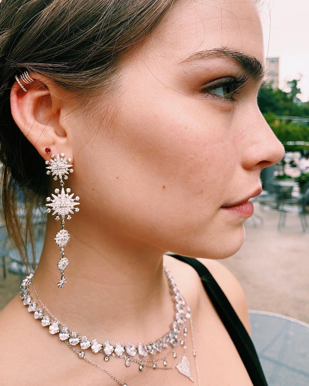 The Gala Earrings in 2020 (With images) Earrings, Ear