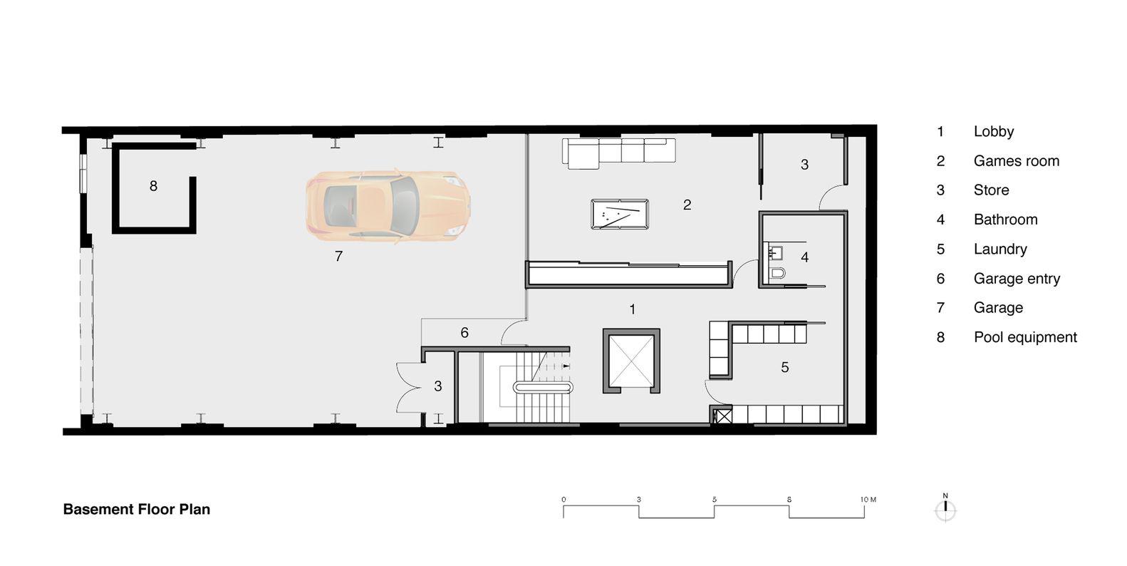 W house /   MCK architects  .  item 17