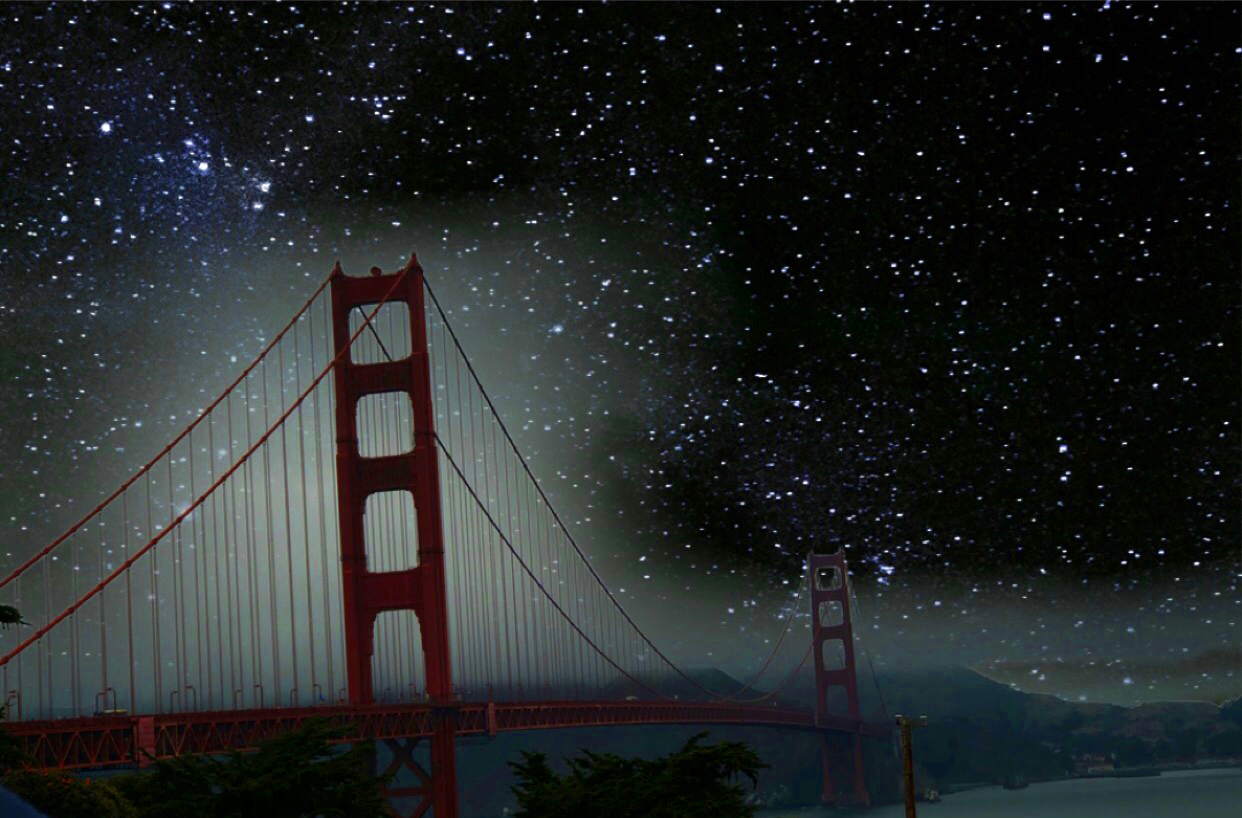 San Francisco Through My iPhone  #goldengatebridge #sanfrancisco #california #photography #photographer #photooftheday #photo #filters #bayarea #ccphotography_official #starrynight #nightphotography #ocean #historiclandmark #historic #water #city #californiaadventure #calilifestyle #calilife