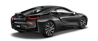 Build Your Own 2015 BMW i8