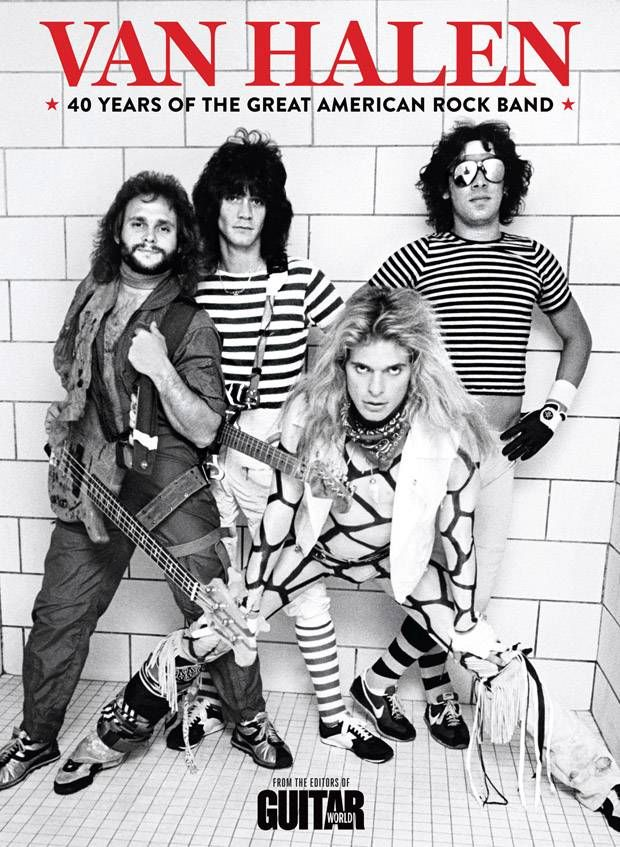 Spitrockbrazilianrockwear Bandas De Rock Eddie Van Halen Van Halen