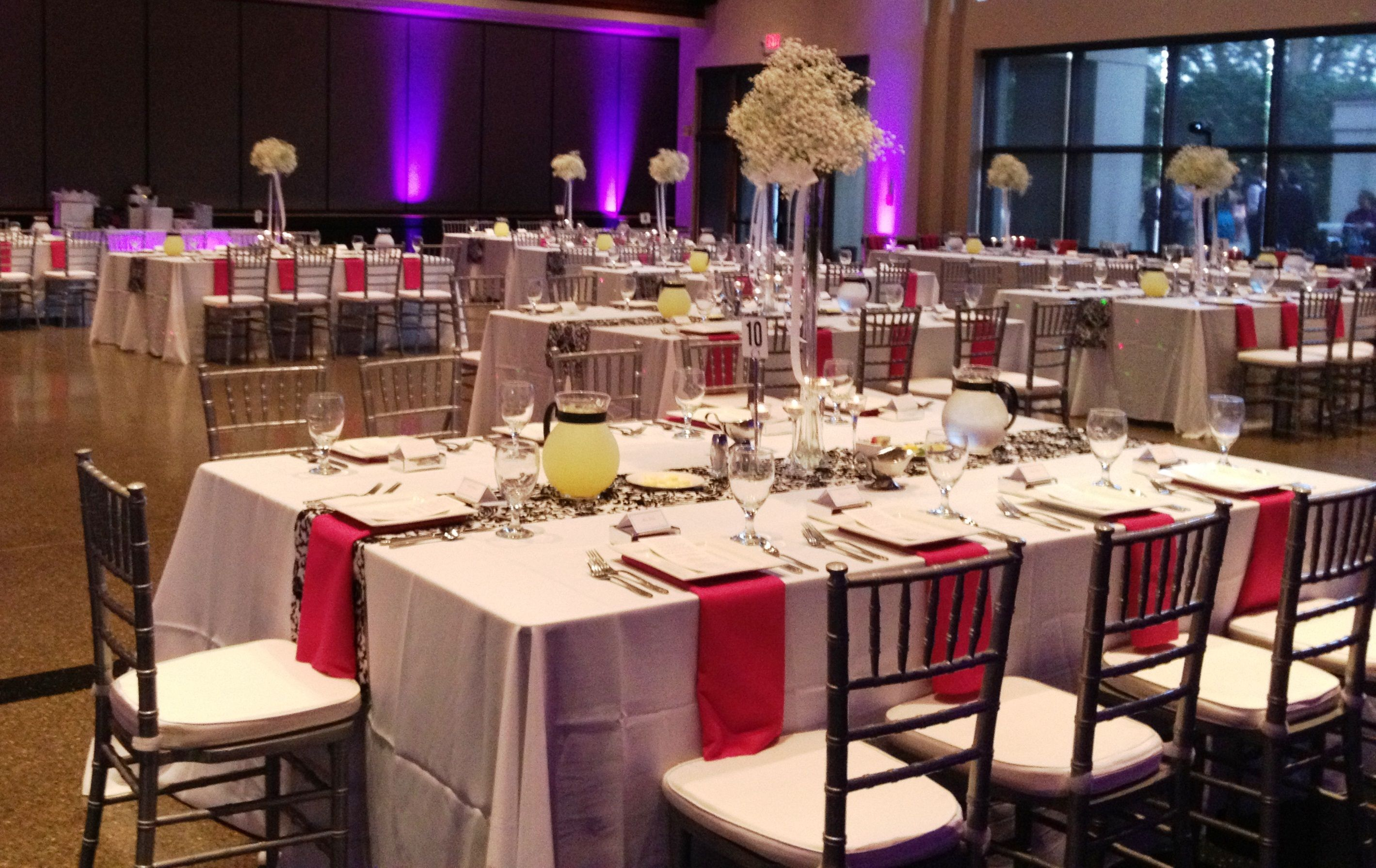 beautiful setup at the winter park civic center our events
