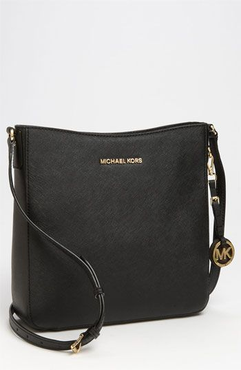 bfd8ba5612c7 MICHAEL Michael Kors  Jet Set - Large  Crossbody Bag