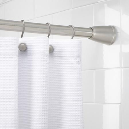 Better Homes And Gardens Metal Shower Curtain Rod Collection
