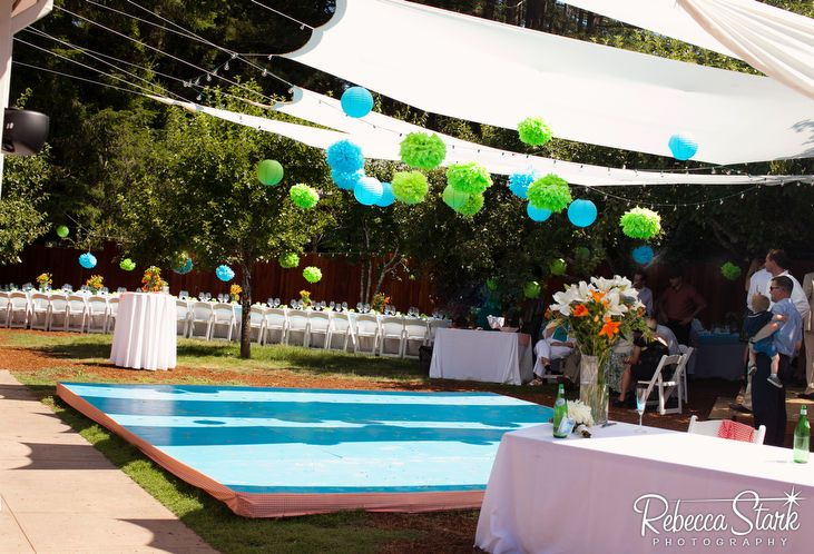 Diy Ideas For A Backyard Wedding Diy Party Tent Diy Backyard Wedding Backyard Wedding