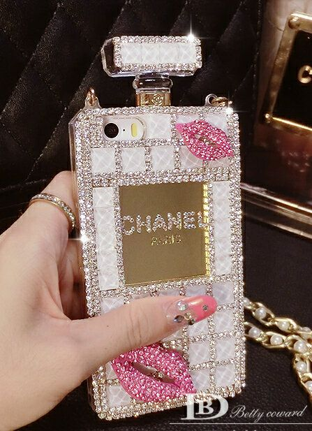 new style 5f445 53758 Pin by Baby P on iPhone covers in 2019 | Girly phone cases, Chanel ...