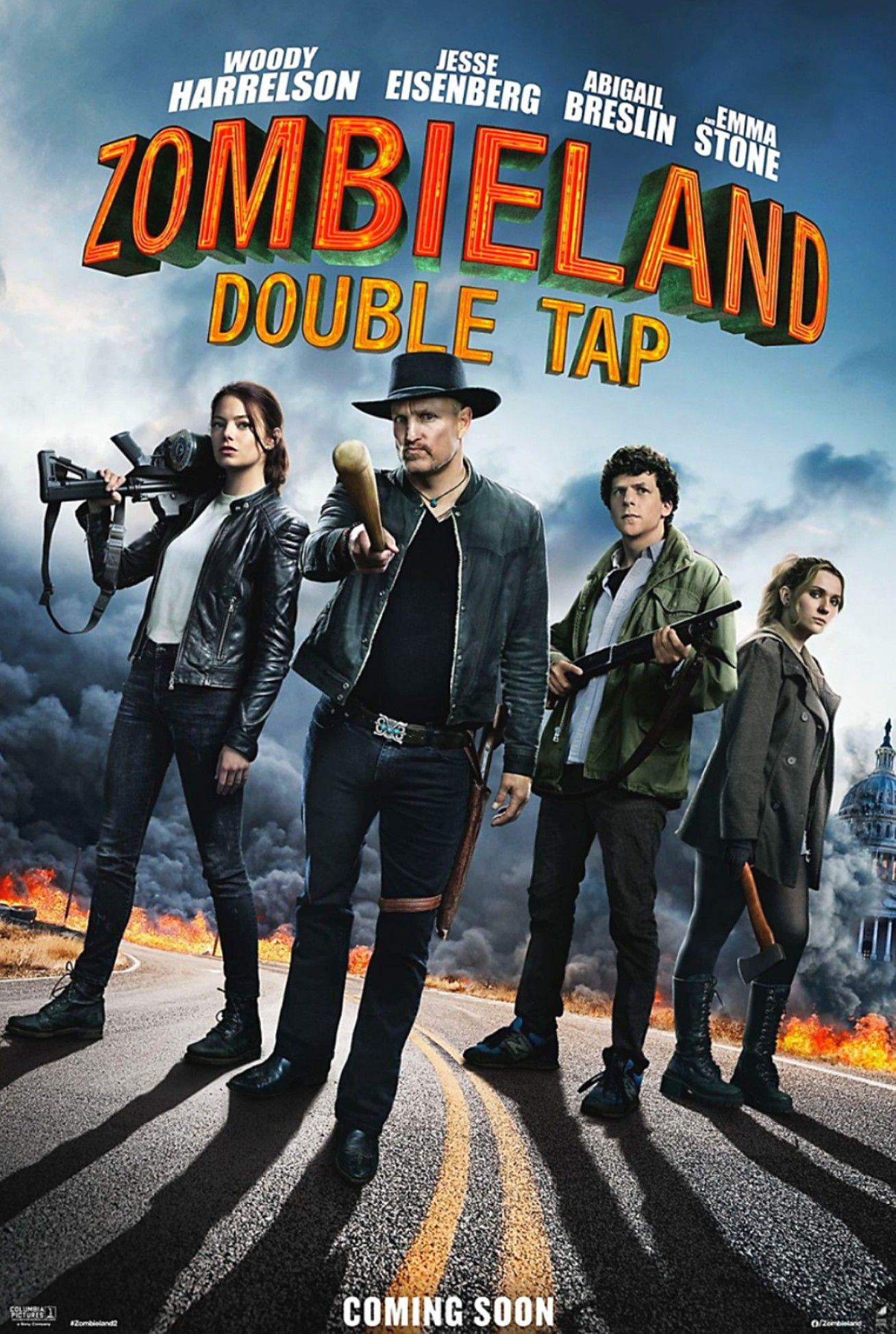 50 Sombras De Grey 2 Torrent zombieland double tap (2019) jesse eisenberg, woody