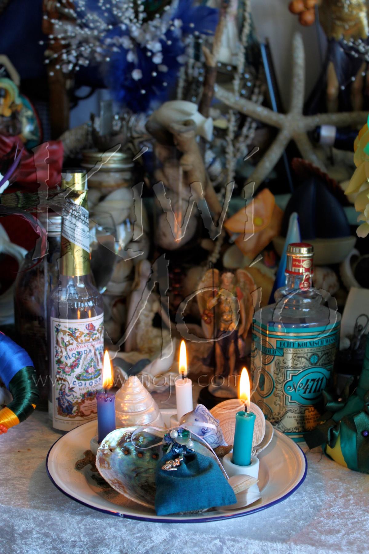Met Agwe and La Sirene | The Beauty of Vodou | Voodoo dolls