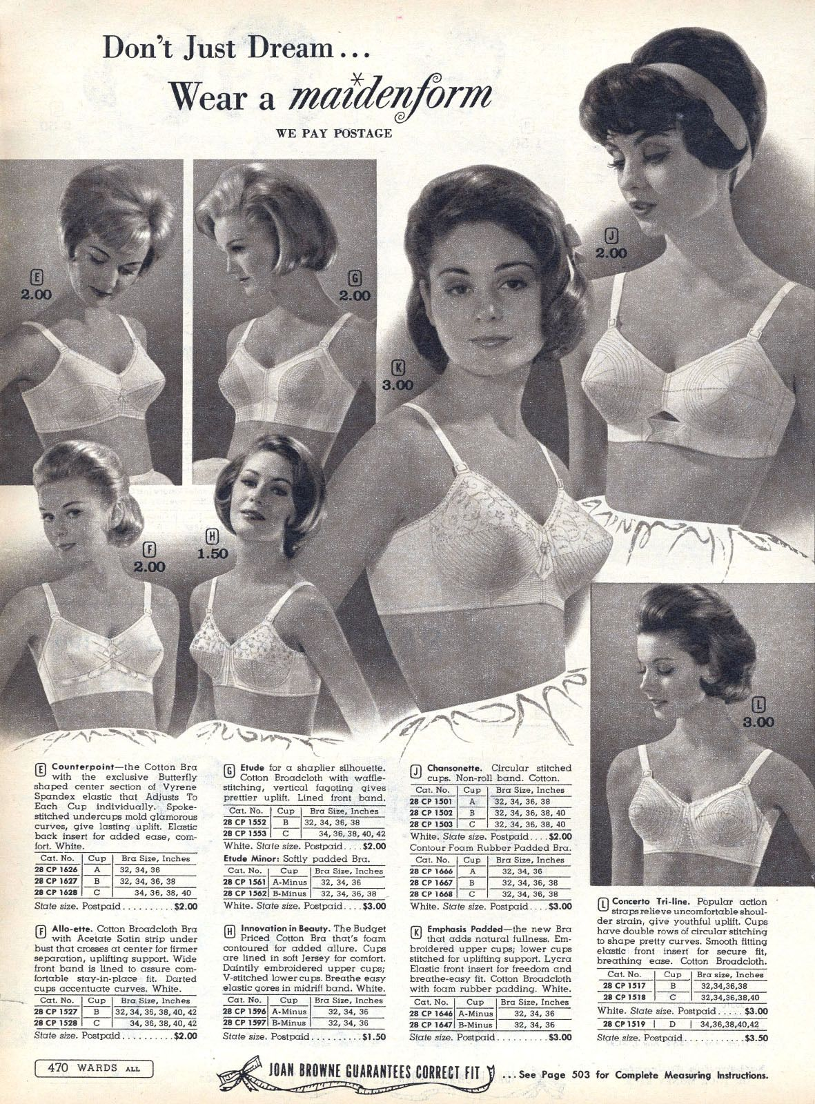 4a2c654b026 Mommy´s Bra-Boy — Montgomery Ward