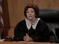 Judge Judy Impression