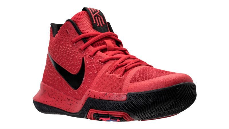 c83561c18a67 Nike Kyrie 3 Three-Point Contest University Red Release Date 852395-600
