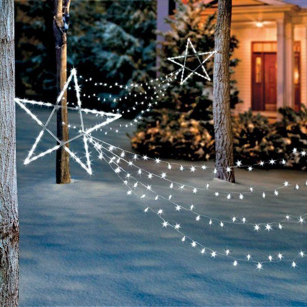 Christmas yard decorations string lights stars garden decoration christmas yard decorations string lights stars garden decoration ideas aloadofball Image collections
