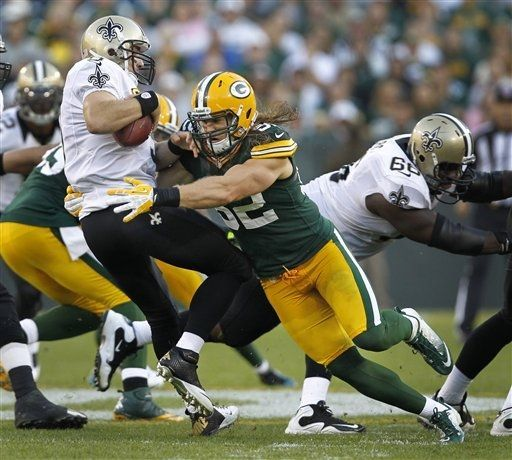 Clay New Orleans Saints Vs Green Bay Packers Green Bay Packers Saints Vs Green Bay