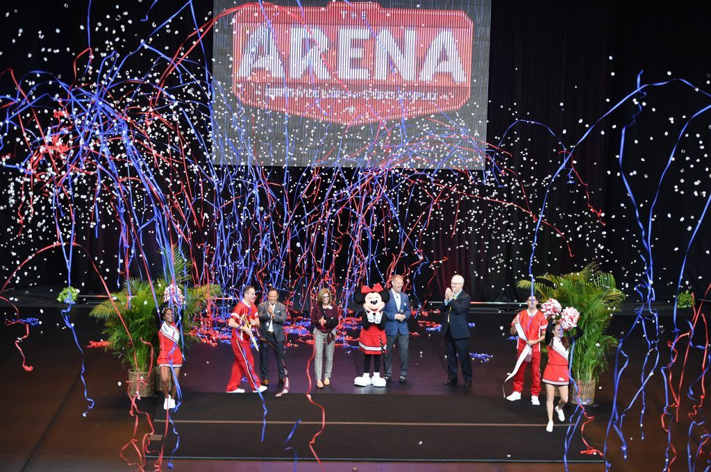 Grand Opening of The Arena at ESPN Wide World of Sports