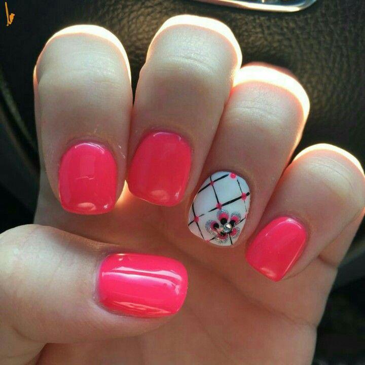 Nail Art Nails Pinterest Nail Nail Spring