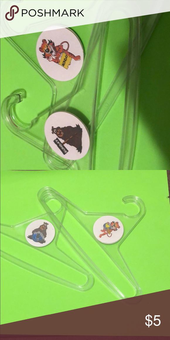 Fun Clothes Hangers  animals can glow in the dark is part of Clothes Hanger Watches - Clothes hangers that are fun to use Animals can glow in the dark Fun to watch, more available