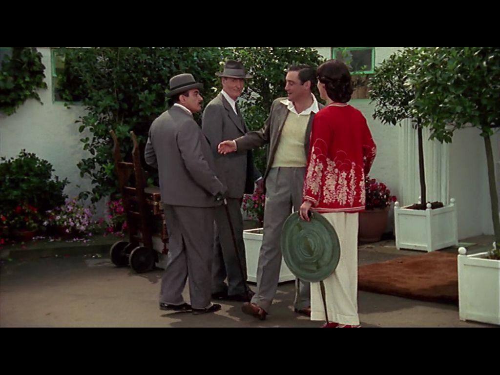 Louise Delamere As Arlena Stuart In Agatha Christy S Poirot Evil