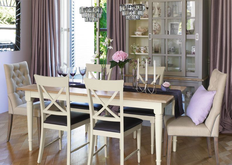 Dining room ideas be inspired dining home - Marks and spencer living room ideas ...