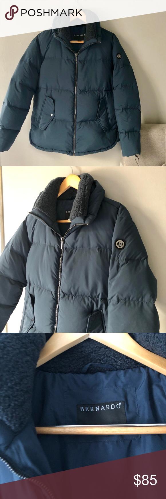 Hp New Bernardo Puffer Jacket Jackets Clothes Design Puffer Jackets [ 1740 x 580 Pixel ]