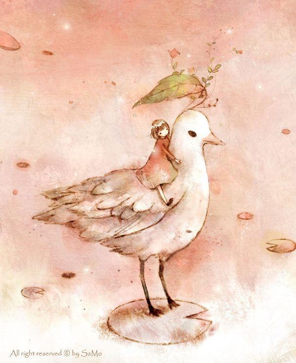 **Peace Dove by Kim YunHee