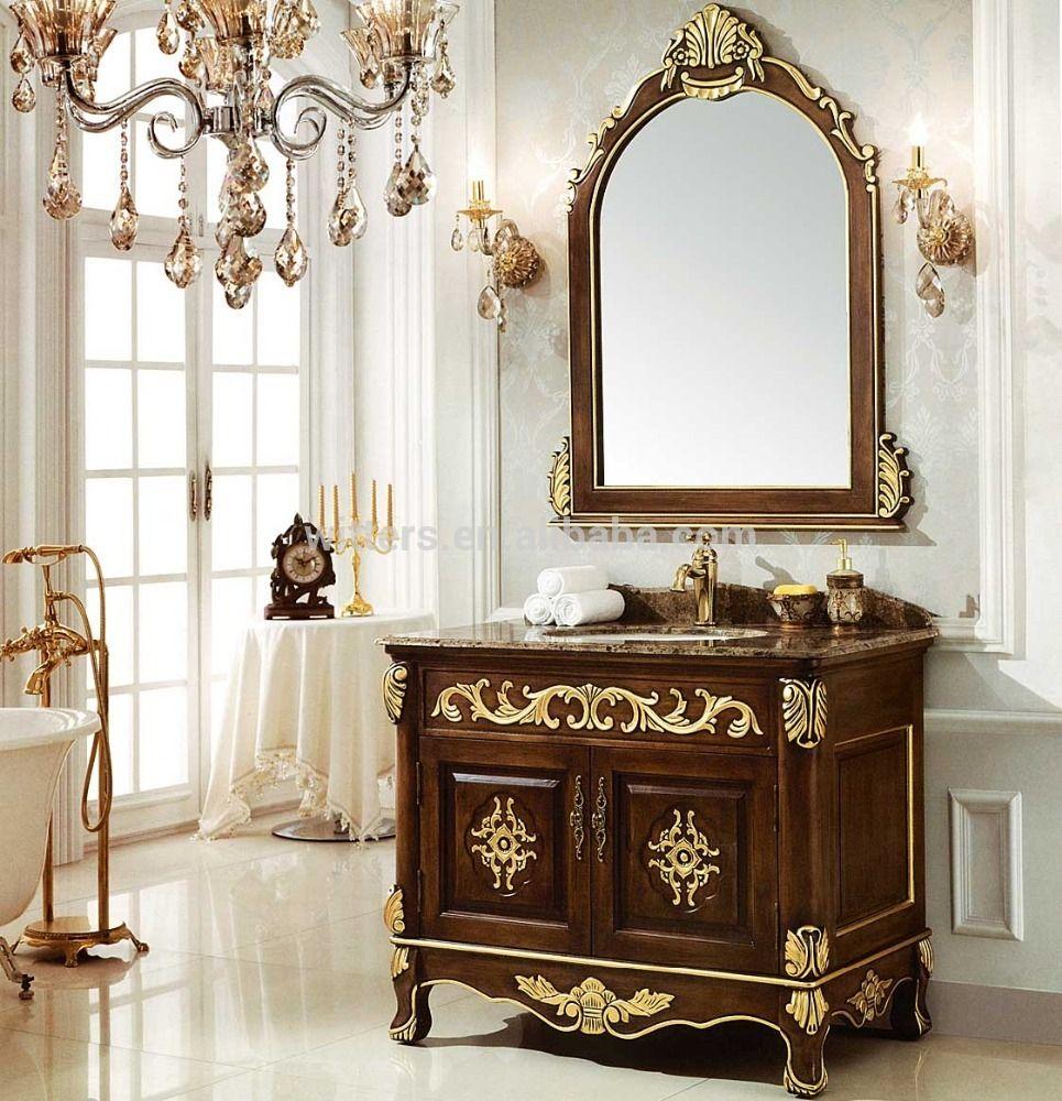 Victorian Bathroom Vanity