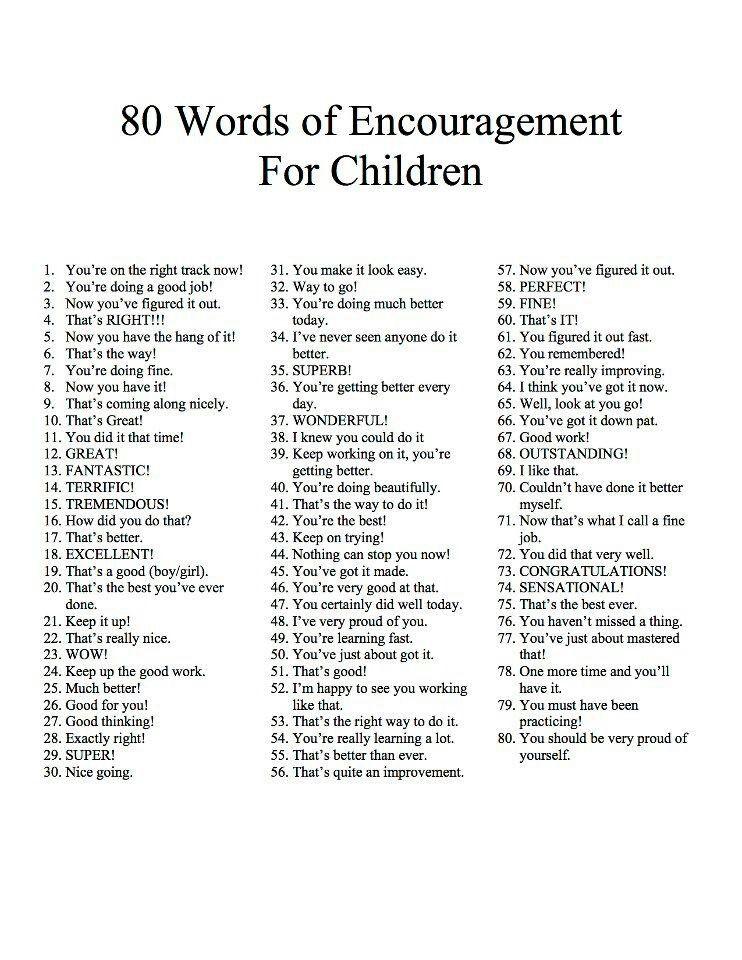 28++ Letter of encouragement to a child trends