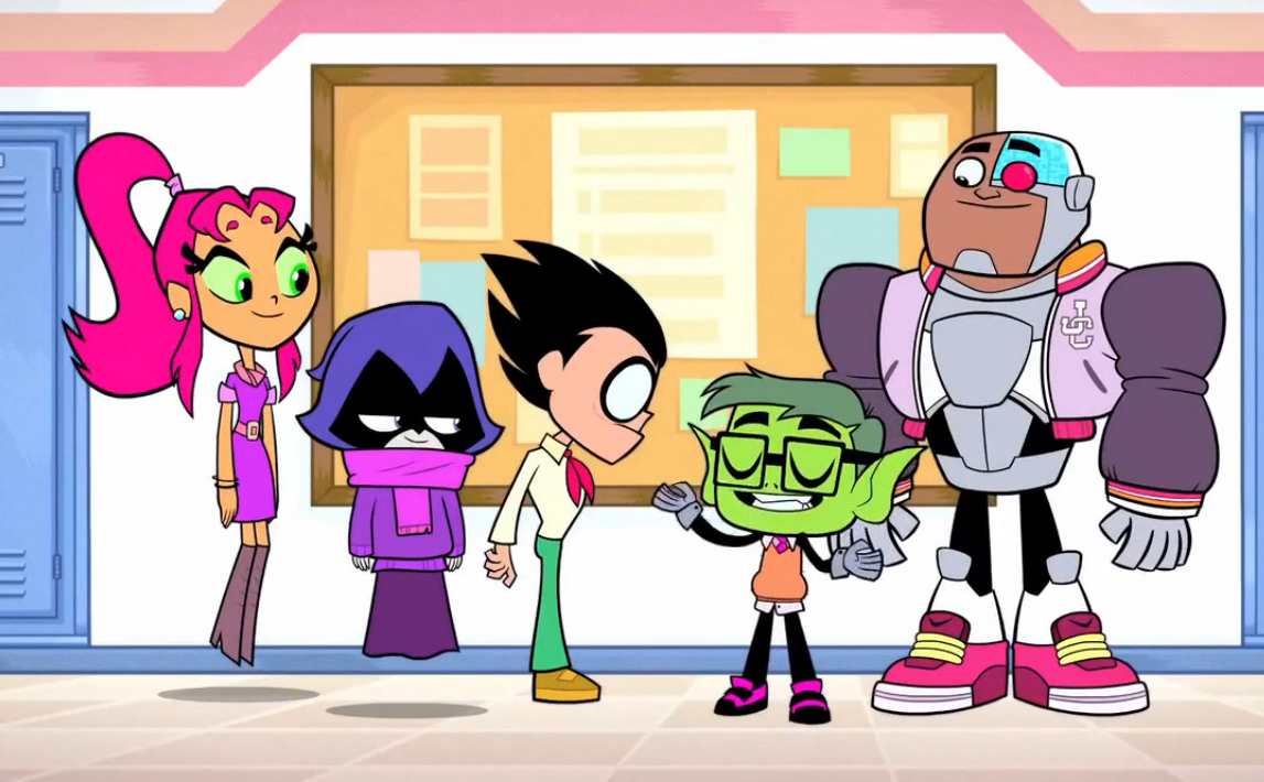 Teen Titans Go Season 3 Episode 7 Teen Titans Go Go To -6989