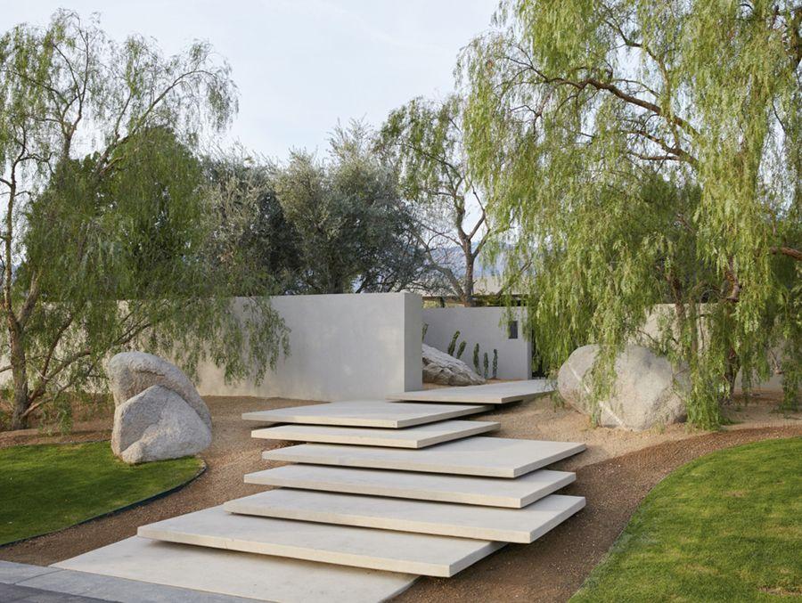 LA Quinta, California, Vacation Residence Escalera, Escaleras
