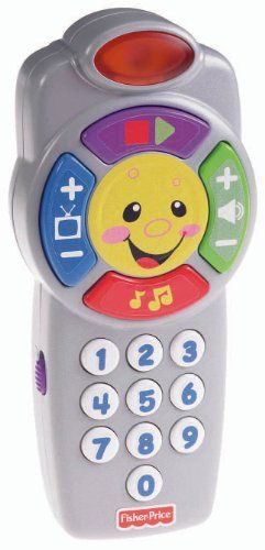 Fisher-Price Laugh & Learn Click 'n Learn Remote Fisher-Price http://www.amazon.co.uk/dp/B00717LAMM/ref=cm_sw_r_pi_dp_Wt.7wb1RZ64MD