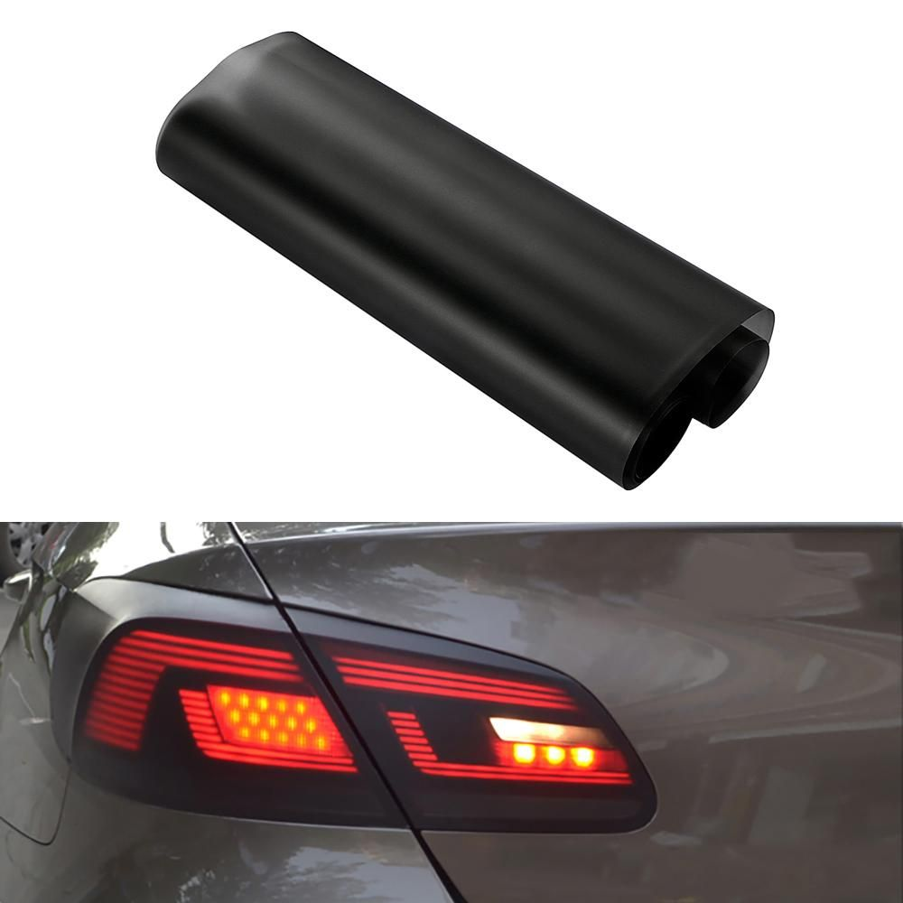 Rear Lamp Tinting Film Car Matte Black Tint Film Hete-supply car tinting film vinyl roll 30150cm Matt Smoke Light Film Headlight Taillight Fog Light Vinyl Film
