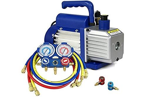 Top 10 Best Air Conditioning Vacuum Pumps Reviews In 2020