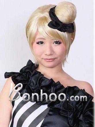 Kotobuki Tsumugi 20cm Wig in K-ON for Cosplay (With images ...