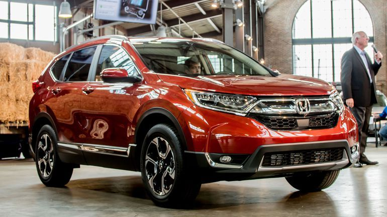 My future car the 2017 Honda CR-V #honda #cars #crv #redesign #want