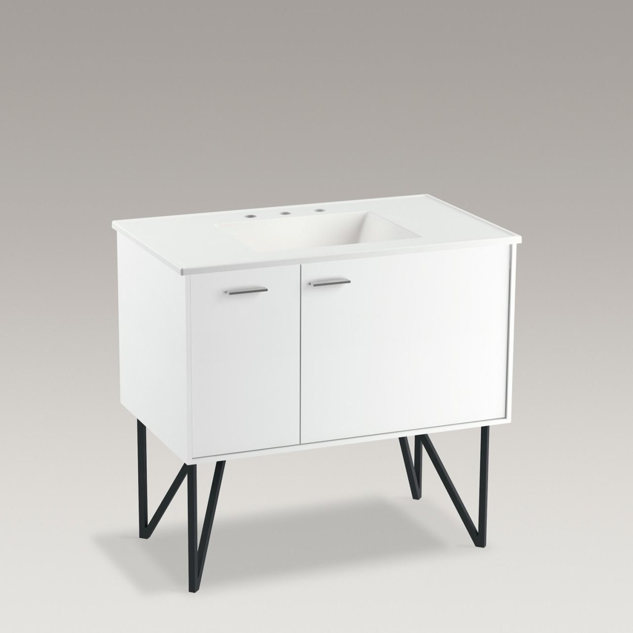 Solid/Expressions 37 Inch Vanity Top
