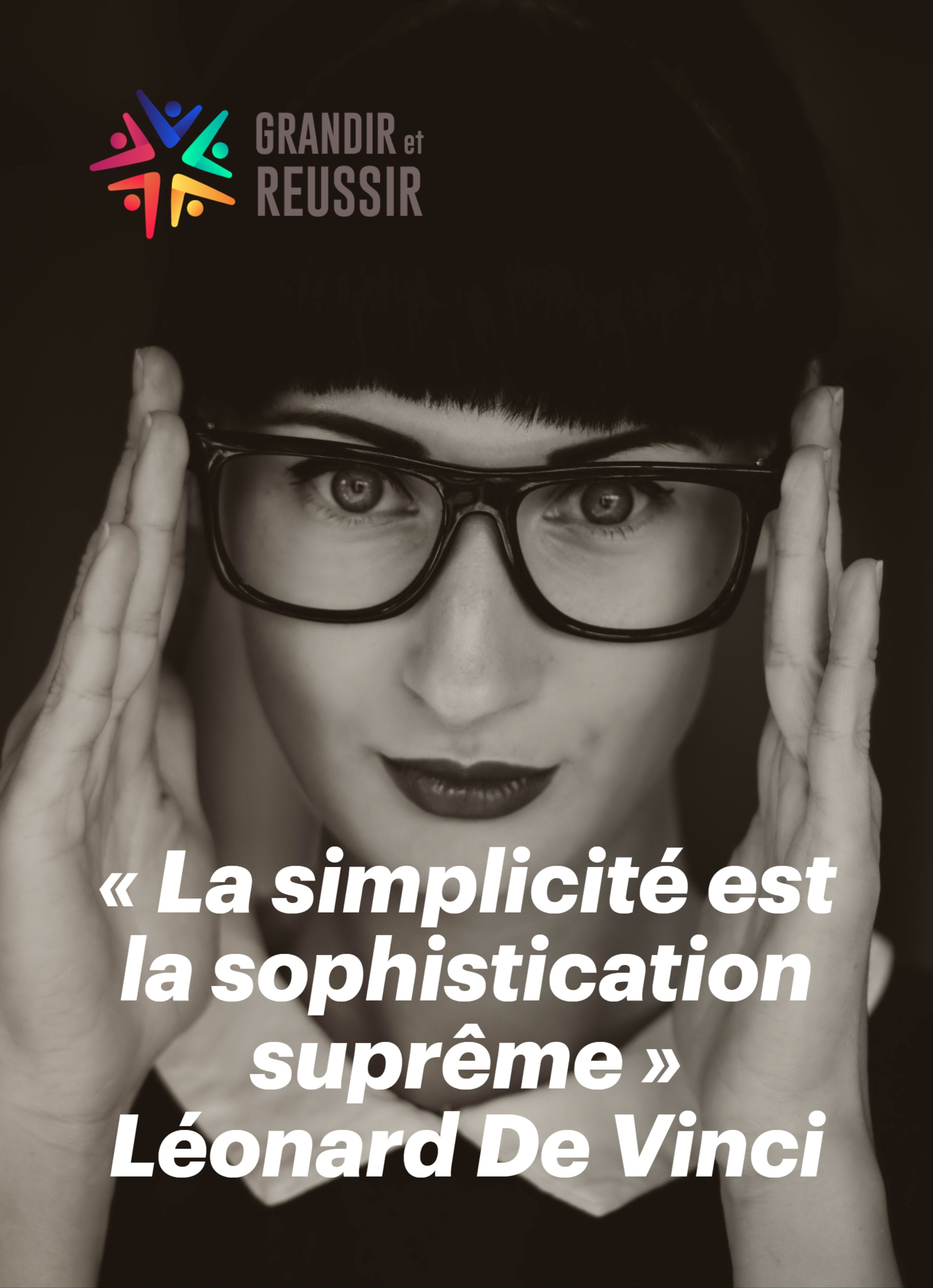 La Simplicité Est La Sophistication Suprême : simplicité, sophistication, suprême, Épinglé, Citations, Inspirantes
