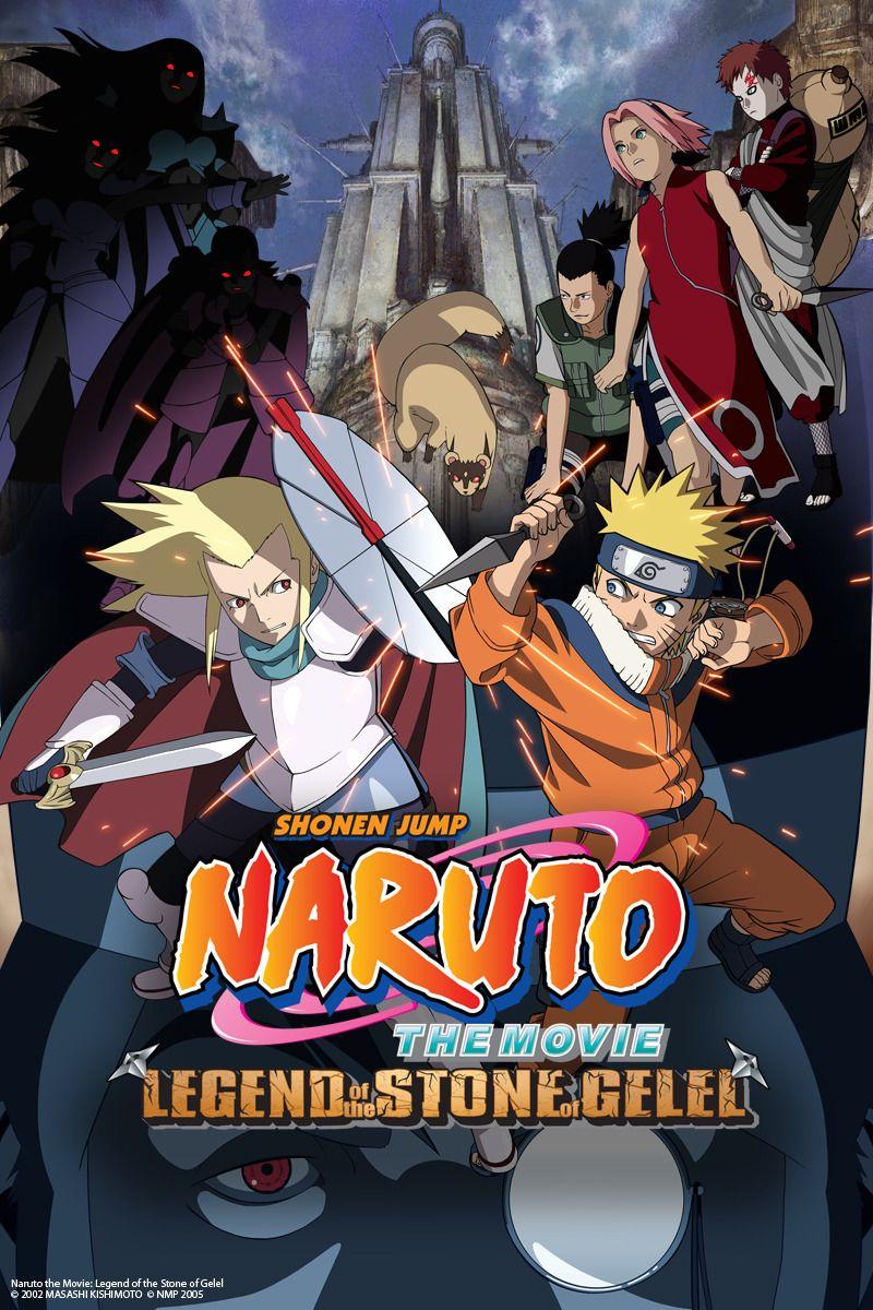 Negaraku Naruto Bioskop Gambar Mode