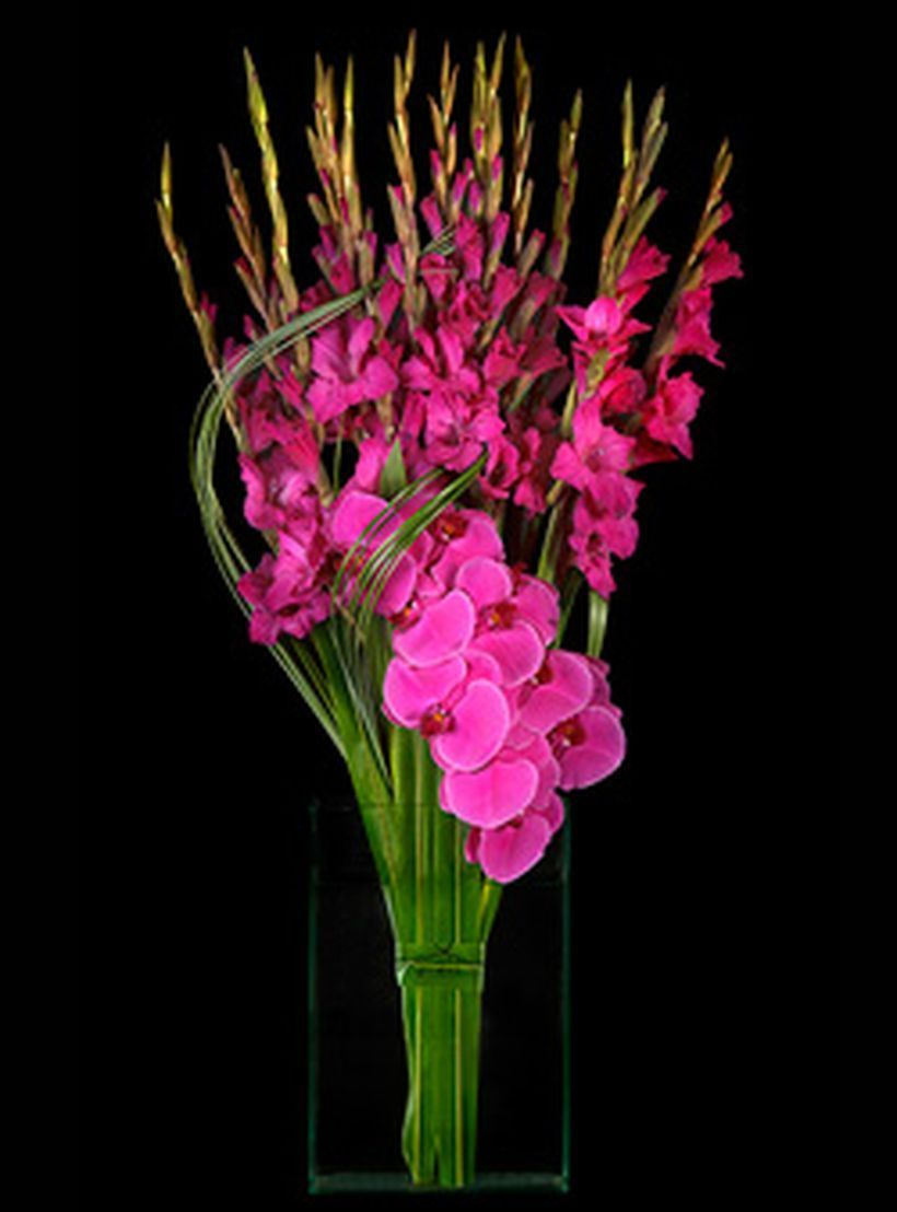 Beautiful Gladiolus Flower Arrangements For Home Decorations 26 Moderne Blumenarrangements Schone Blumen Blumenarrangement