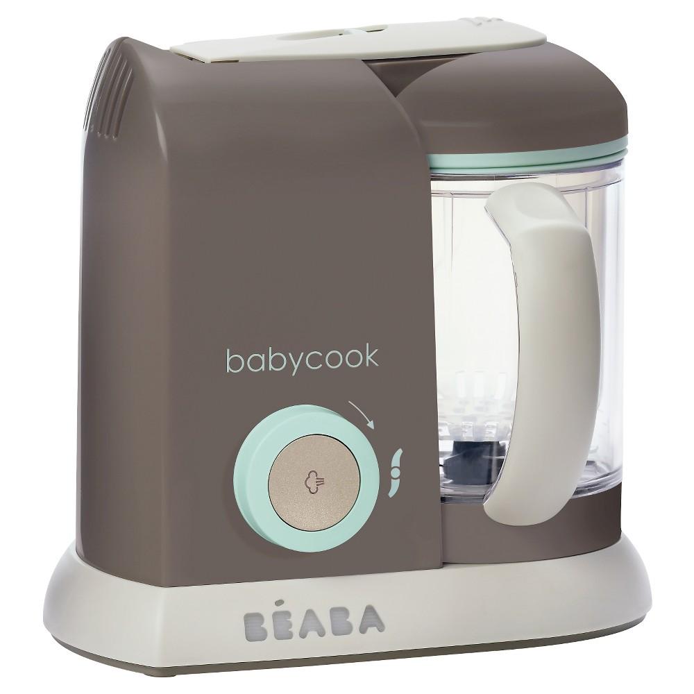 Beaba babycook food blender and steamer latte mint