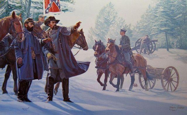 Generals Wheeler and Forrest