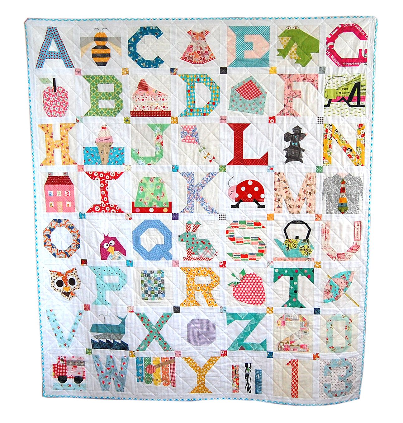 - from the 318 Patchwork Patterns The most amazing gift ever!