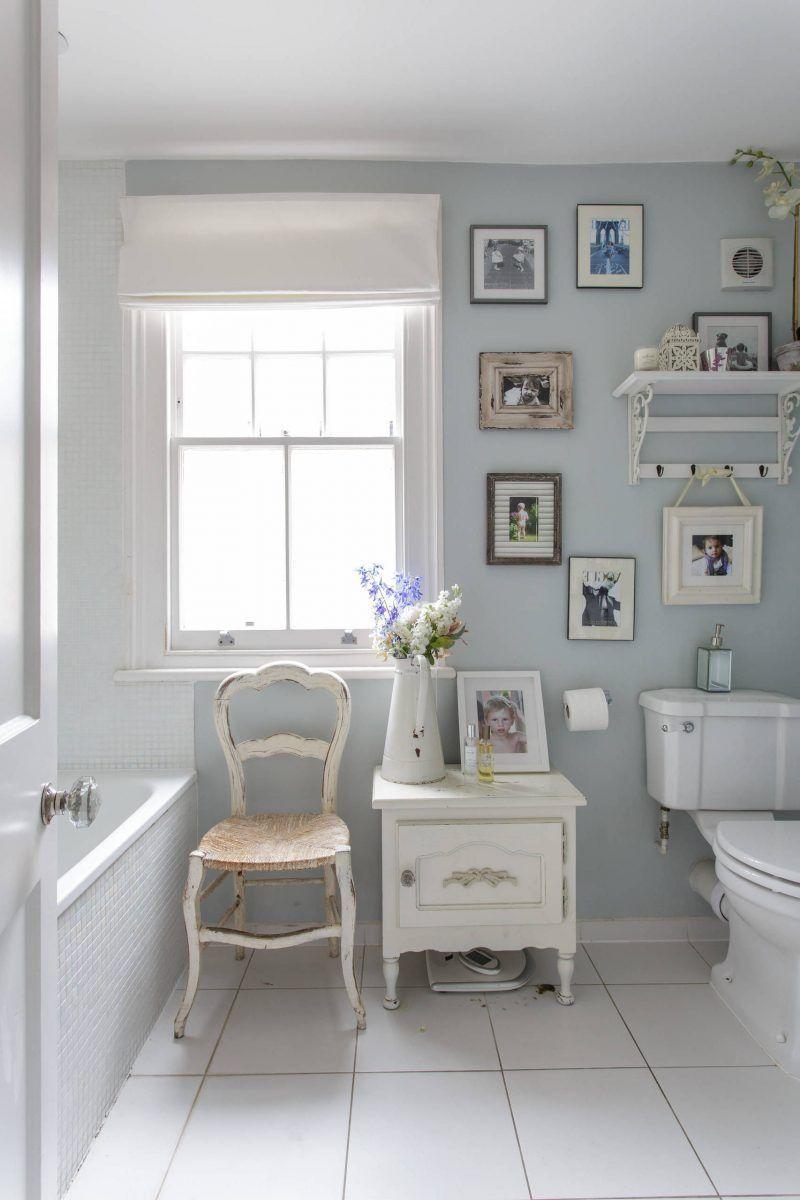 Badezimmer Shabby Chic - Wohndesign -