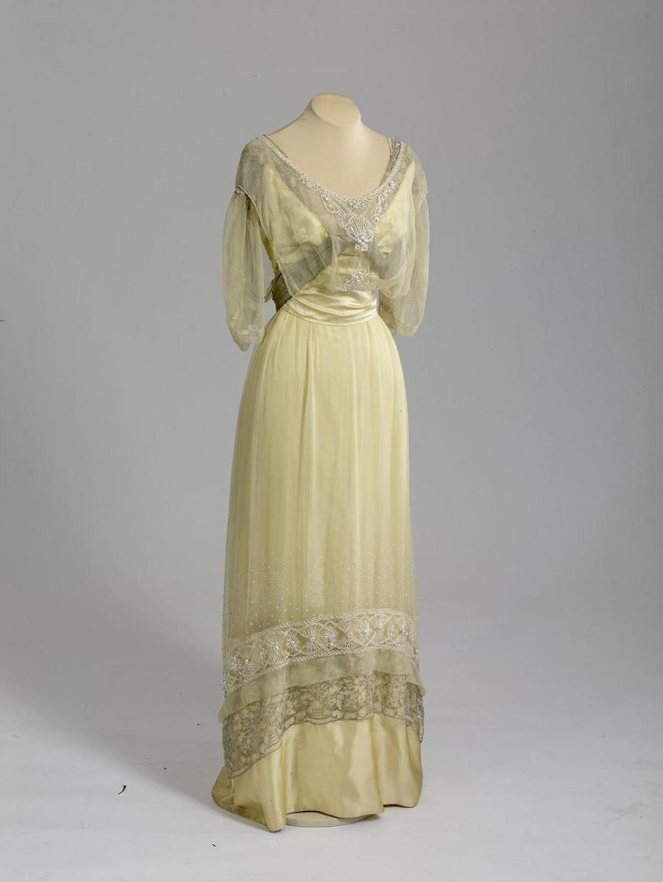 Image result for edwardian evening gown | Historically Fashionable ...